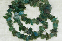 Strand of Rough Unpolished Apatite