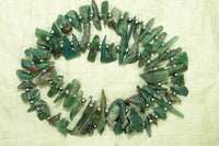 Strand of lovely Chrysoprase Beads