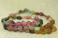 Colourful Tourmaline Gemstone
