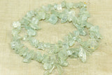 Aquamarine Crystalline beads