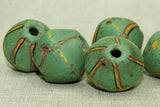 Green King Bead, Large