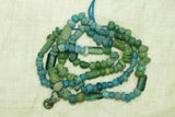 Ancient Chinese Glass, strand