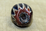 Large 7-Layer Venetian Chevron Bead from the 1600s