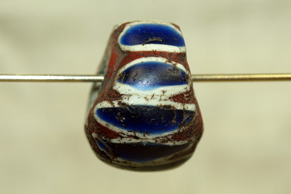 400 Year Old Venetian Chevron Bead