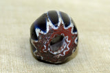 Antique Venetian Chevron Bead from the 1600s