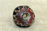 Old Venetian Chevron Bead from the 1600s