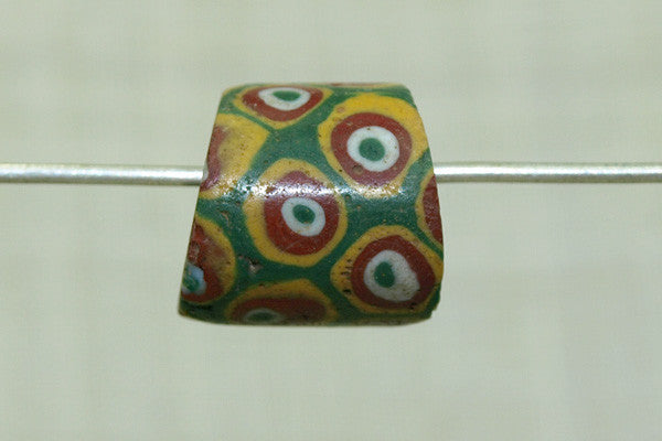 Psychedelic Millefiori Glass Beads