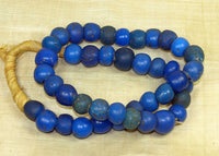 Large Blue Dogon Rounds! 24