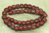 Brown King Beads from the early 1800s