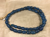 Antique Blue African Trade Beads