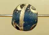 Ancient Glass Roman Eye Bead, A