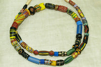 Incredible Strand of Antique African Trade Beads