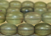 Antique Grey-Green Transparent African Trade Beads