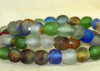 Colorful Fair-trade Glass Beads from Ghana