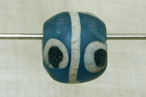Ancient Roman Glass Bead, C