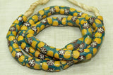 New Sand Akrobo Beads from Ghana