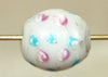Antique Venetian Eye White Bead