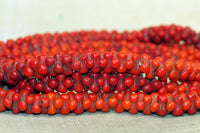 Antique Czech Tri-Beads from the early 1930s
