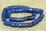 Antique Czech Blue beads