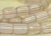 Pristine Glass Gooseberry Beads!