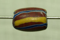 Antique Venetian Tapered Cylinder Bead