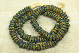 New Multi-color Eja Beads from Ghana
