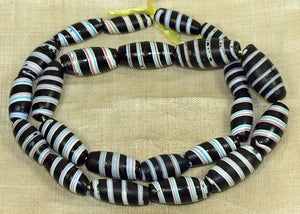Strand of Venetian-made African Trade Beads