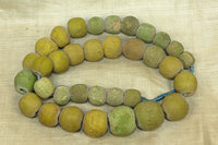 Strand of Majapahit Beads from China