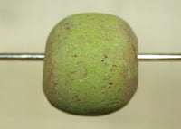 Rare Small Chartreuse Majapahit Beads