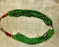 Nigerian Multi Strand Necklace