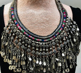 Vintage Kuchi Collar Necklace