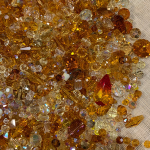 Swarovski Grab Bag, Topaz
