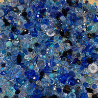 Swarovski Grab Bag, Blue
