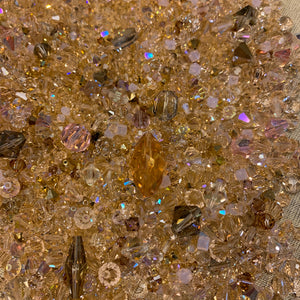 Swarovski Grab Bag, Light Browns