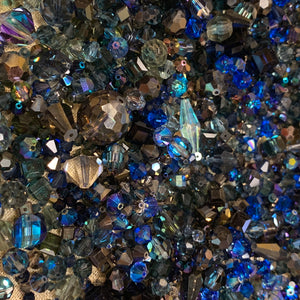 Swarovski Grab Bag, Bermuda Blue