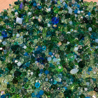 Swarovski Grab Bag, Green