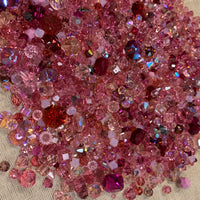Swarovski Grab Bag, Pink