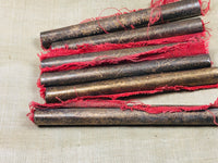 Buddhist Prayer Scroll Tube