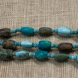 Afghan Turquoise Beads