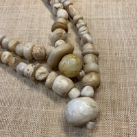 Ancient Afghan Shell Beads