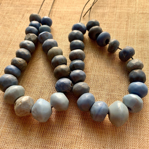Cornflower Russian Blue Beads