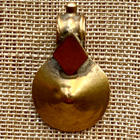 18 KT Gold Pendant, India