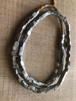 Small Cast Aluminum Beads from Kenya