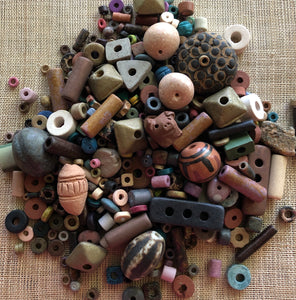 Clay Bead Mix