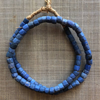 Opaque Russian Blue Beads
