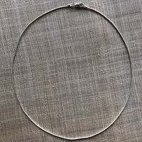 16 Inch Snake Chain, Sterling
