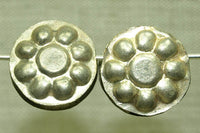 Vintage Flower Beads from Afghanistan