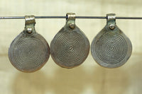 Traditional Berber Engraved Pendant