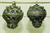 Berber Enamel Decorative Drop