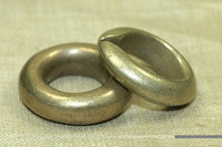 Pair of Antique Ethiopian Hair Rings